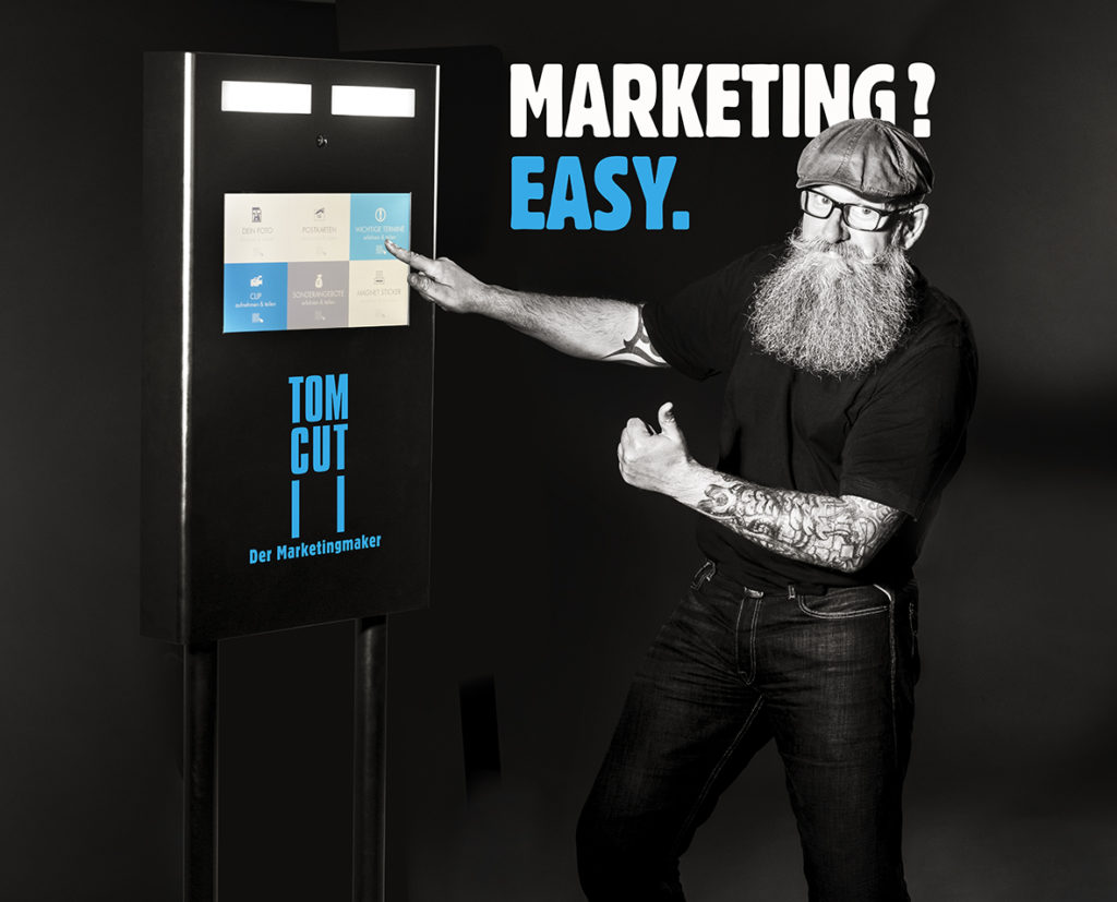 Marenti Werbung, Messebau, Werbefotografie